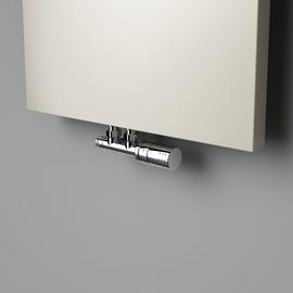 Chrómový univerzálny stredový termoventil Chrómová termosada stredová