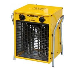 Master B 9 EPB profesionálny elektrický ohrievač s ventilátorom