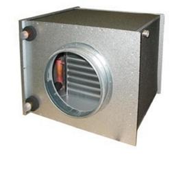 Systemair CWK 100-3-2,5 vodný chladič pre kruhové potrubie