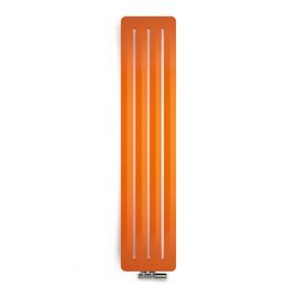 TERMA Aero V dizajnový radiátor 1500x325 RAL2008