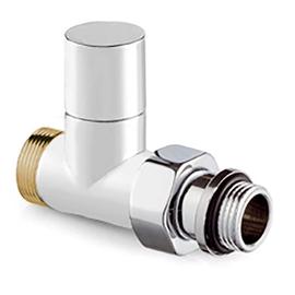 Biela termosada ventilov Tondera light - priama
