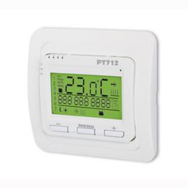 Termostat pre  podlahové kúrenie PT712