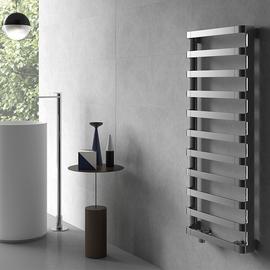 IRSAP Step B chrómový kúpeľňový radiátor