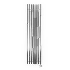 TERMA Cane E dizajnový radiátor 1600x390 - Chrome Effect