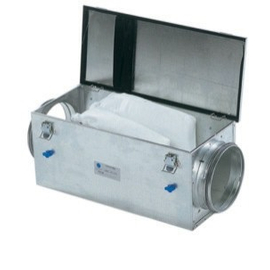 Systemair FFR 100 filtračná kazeta pre kruhové potrubie