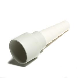 Spojka redukovaná z 32 pre kondenzačné hadice 14-20 - šedá