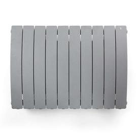 TERMA Camber vodný radiátor pod okno 575x800 farba Sal&Pepper
