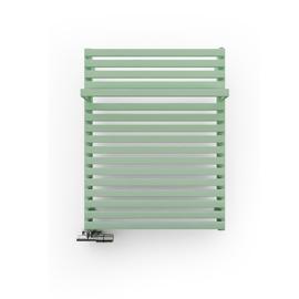 TERMA City kúpeľňový radiátor - 780x500 RAL6019