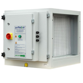 Purified Air ESP 1500 EI elektrostatický zachytávač častíc