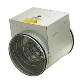 Systemair CB 125-0,6 elektrický ohrievač do kruhového potrubia