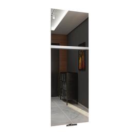 TERMA Case Slim kombinovaný radiátor so zrkadlom