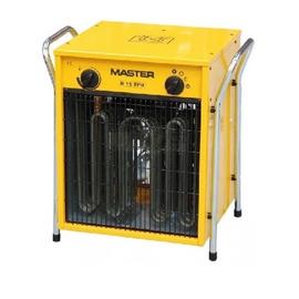 Master B 15 EPB profesionálny elektrický ohrievač s ventilátorom