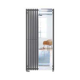 TERMA Triga M dizajnový radiátor so zrkadlom 1700x780 Modern Grey