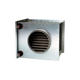 Systemair VBC vodný ohrievač pre kruhové potrubie