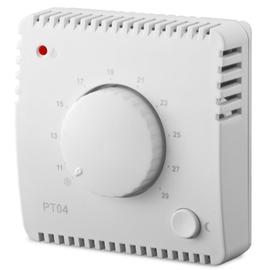 Termostat elektronický pripojenie do siete 230VAC PT04