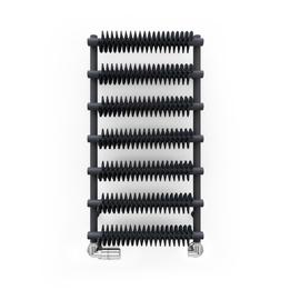 TERMA Ribbon T retro radiátor farba Metallic Grey