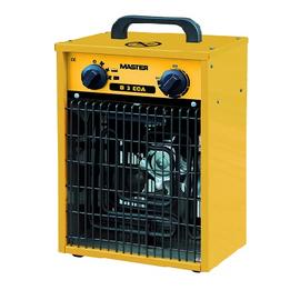 Master B 3 ECA domáci elektrický ohrievač s ventilátorom