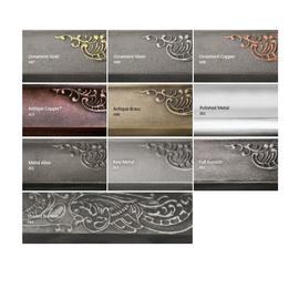 Farby Terma - liainové radiátory - špeciálne farebné prevedenia2