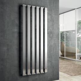 IRSAP Step V chrómový dizajnový radiátor 2000x670 Chróm