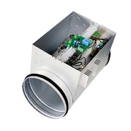 Systemair CBM 100-0,6 elektrický ohrievač do kruhového potrubia
