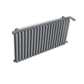 TERMA Nemo elektrický radiátor pod okno farba Metallic Stone