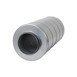 Systemair LDC tlmič hluku pre kruhové ventilátory