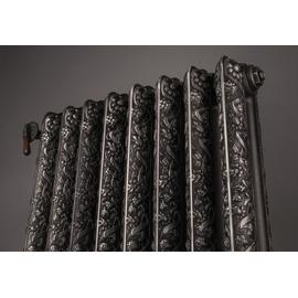 Farby Terma - liainové radiátory - Kaszub - detail