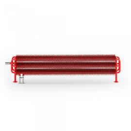 TERMA Ribbon HSD retro radiátor 1740x290 RAL 3031