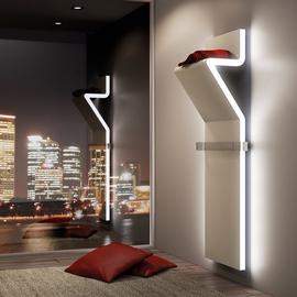 IRSAP Tratto dizajnový radiátor