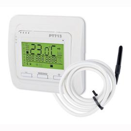 Termostat pre  podlahové kúrenie so snímačom podlahy PT713-EI