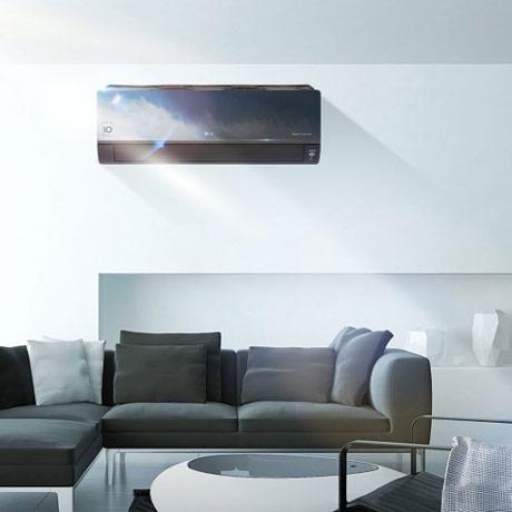 Klimatizácia LG Artcool