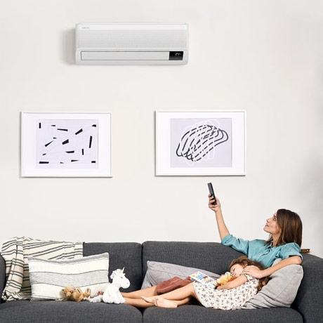 Klimatizácia Samsung Wind Free